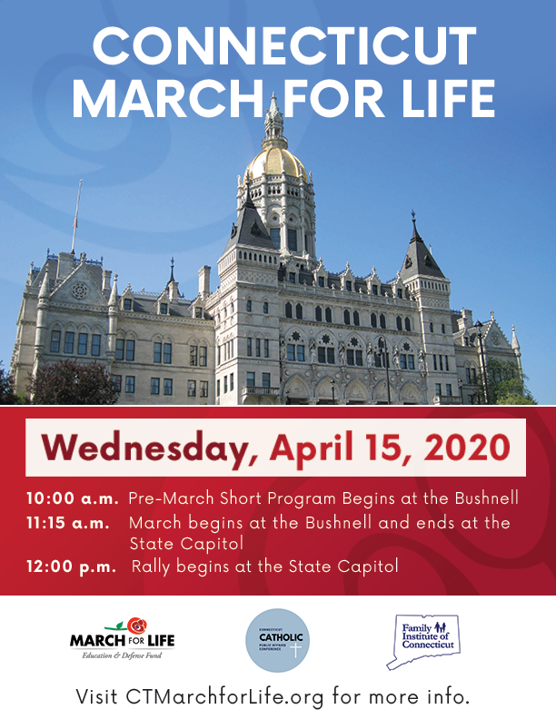 Connecticut March for Life 2020